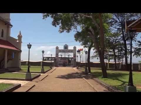Shrine of Our Lady of Matara Sri Lanka