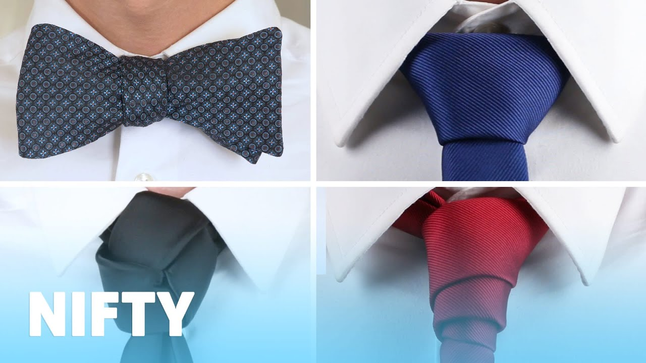 9 creative ways to tie a tie youtube 9 creative ways to tie a tie ccuart Images