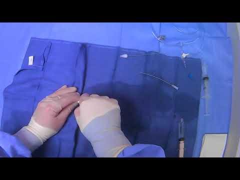 using-a-vascular-access-sheath-(percutaneous-sheath-introducer-set)