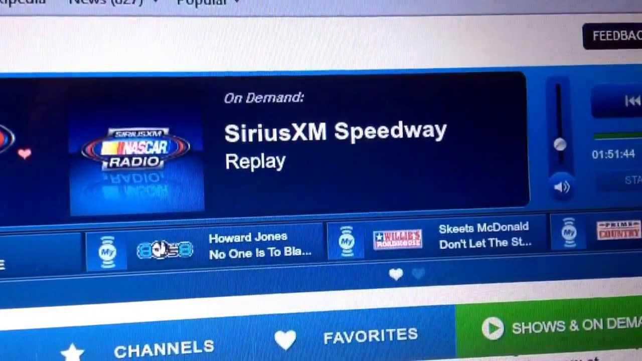 NASCAR 12 Days of Christmas from Sirius XM NASCAR Radio - YouTube