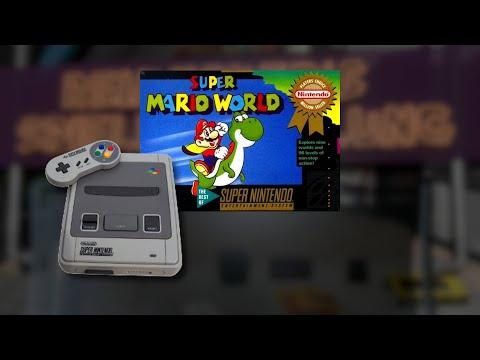 Gameplay : Super Mario World [SNES]