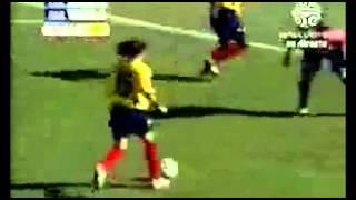 Jugada Tatiana Ariza  Sel Col Sudamericano Femenino Sub 17 2008