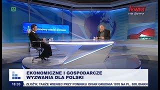 Rozmowy niedokończone: Ekonomiczne i gospodarcze wyzwania dla Polski