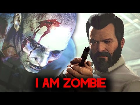 I Am Zombie - (GTA 5 Machinima)