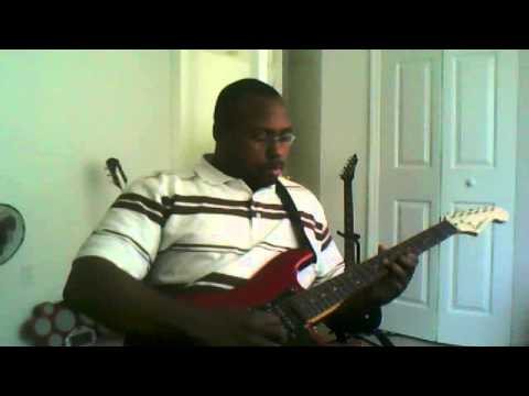Tyrese What Am I Gonna Do Guitar Cover