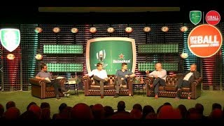 OTB WORLD CUP ROADSHOW | Brian O'Driscoll, Clive Woodward, Keith Wood, Craig Chalmers, Pat Shortt |