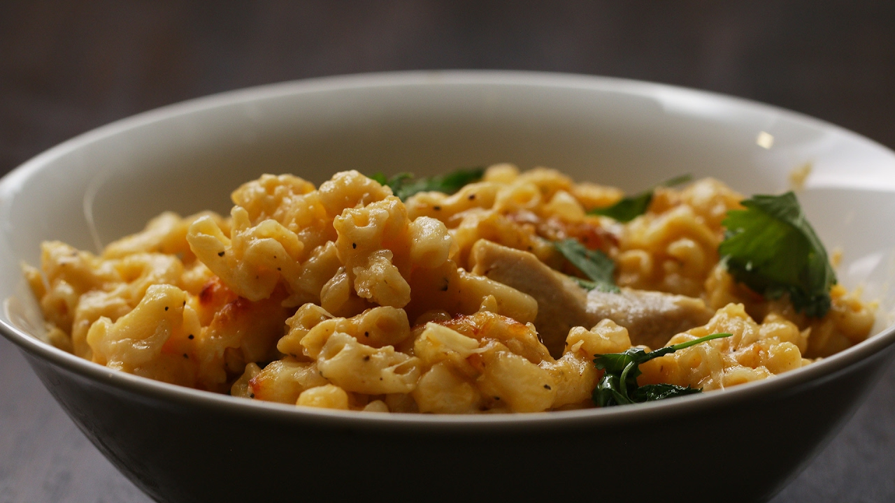Cafe Express Mac And Cheese Recipe
