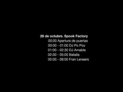 La Batalla de los Tiempos: Fran Lenaers vs DJ Amable