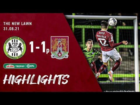 Forest Green Northampton Goals And Highlights