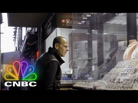The First 10 Minutes: Marcus Explores The Diamond District   CNBC Prime