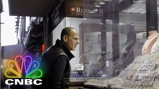 The First 10 Minutes: Maŗcus Explores The Diamond District   CNBC Prime