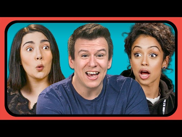 YouTubers React To Top 10 Pornhub Searches Of 2018