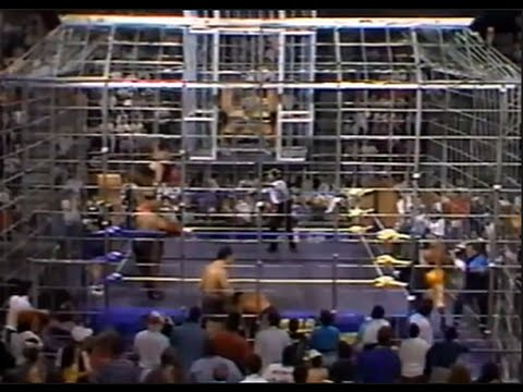 Image result for wcw halloween havoc 1991 chamber of horrors