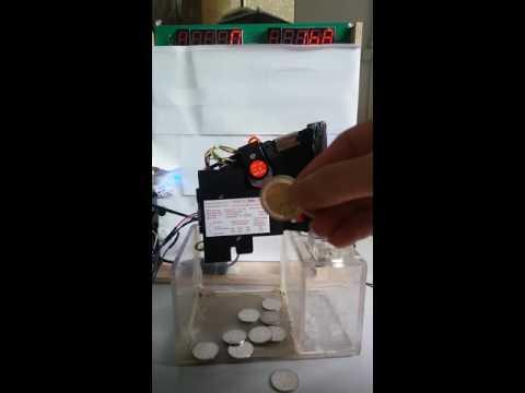 KAI-738 coin acceptor