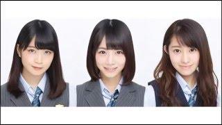 深川麻衣さん、 北野日奈子さん、桜井玲香さんのラジオ出演.