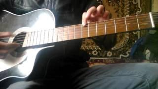 Саунтрэк из фильма такси разбор на гитаре
