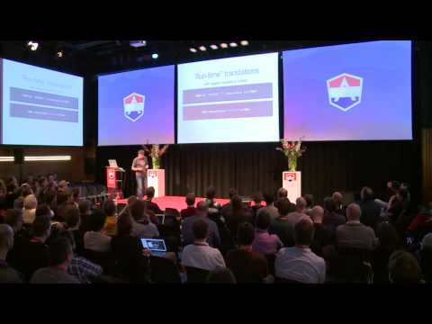 Going global with AngularJS applications by Pawel Kozlowski