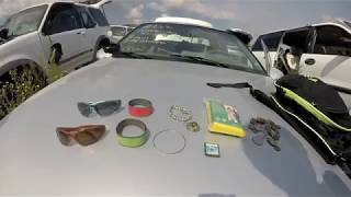 Searching Junkyard for lost valuables!!! (part 4)