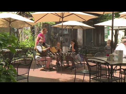 Better Weather Helping Out Restaurants Get Customers To Dine Out On Patios