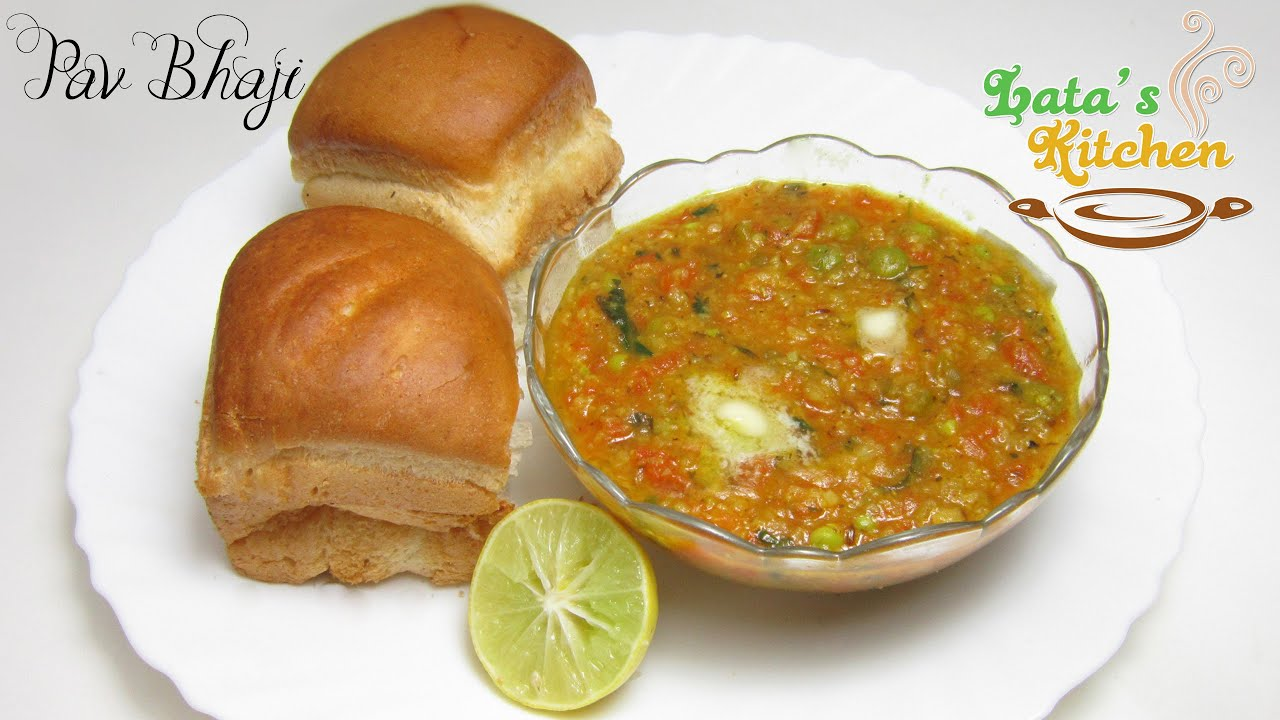 Pav bhaji recipe pao bhaji recipe indian street food recipe pav bhaji recipe pao bhaji recipe indian street food recipe video latas kitchen youtube forumfinder Images