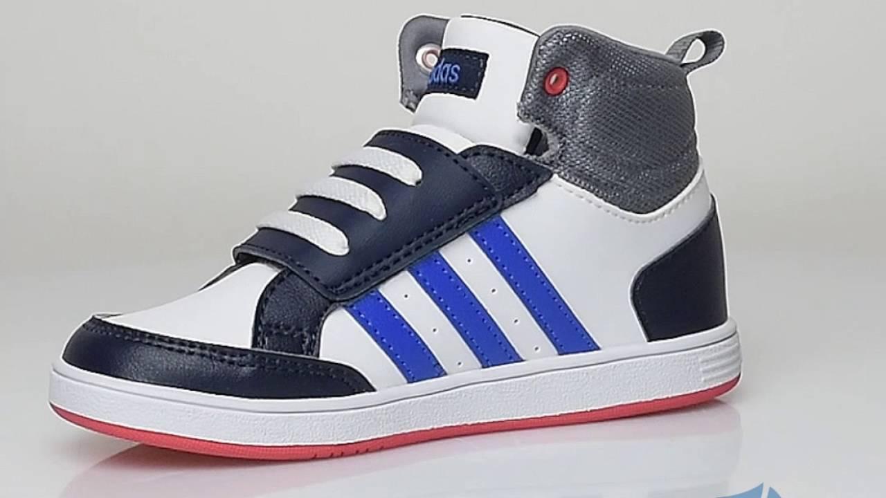 adidas Kids' Hoops CMF Mid Inf Sneaker