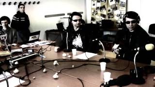 Interview of proXima on Happy Web Radio - Nov 2012 - acoustic session NEED TO BREATHE and ZOE AND I