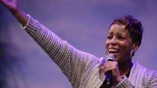 Members of the Mt. Zion Praise Team sing Every Praise by Hezekiah Walker