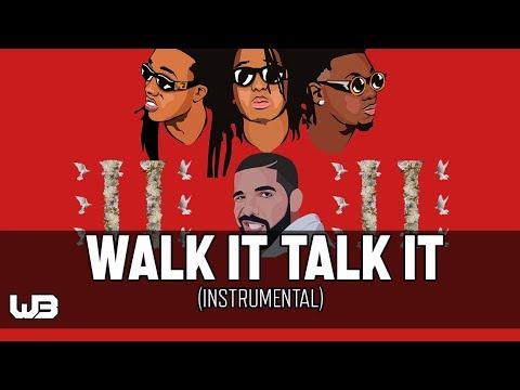 Migos ft. Drake - Walk It Talk It (Instrumental) (Reprod. Wocki Beats)   Culture 2
