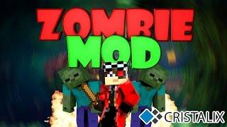 Cristalix: Zombie Mod часть 16 'Позитивный Демастер играет под Чайком)'