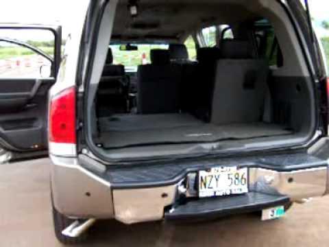 3rd Row Suv For Sale >> 2006 Nissan Armada SE - YouTube