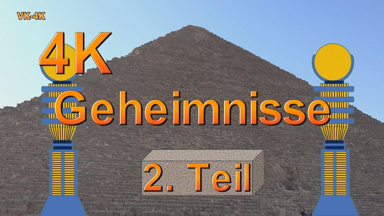Geheimnisse der Pyramide Doku, Prä Astronautik, Kraftwerk, Tesla und freie Energie? 2. Teil