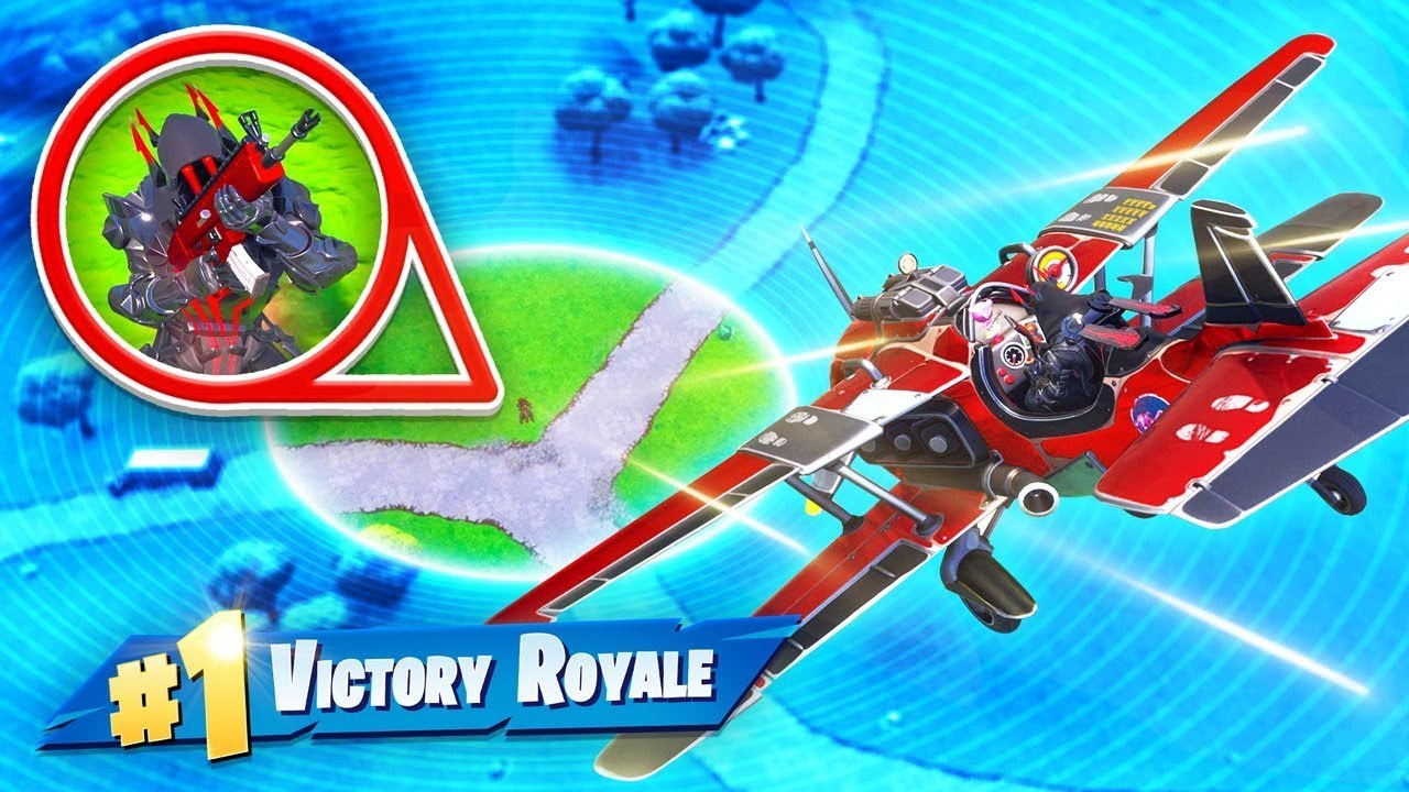 winning-with-only-bi-plane-in-fortnite