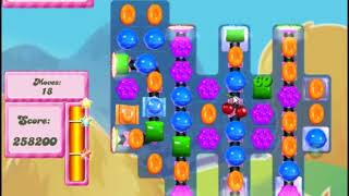 Candy Crush Saga Level 2699 - NO BOOSTERS