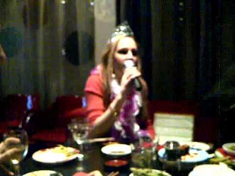 sushi karaoke