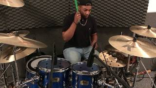 pesto drum cover by aaron smith