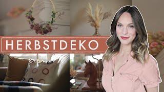 Meine Herbstdeko | Deko und DIY Trends für Herbst und Winter | Einrichtungsinspiration | Jelena