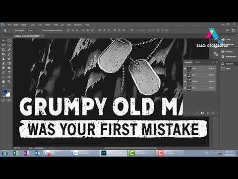 Hướng dẫn cách tách nền chi tiết bằng channel trong photoshop, hd clone Tách mẩu Áo