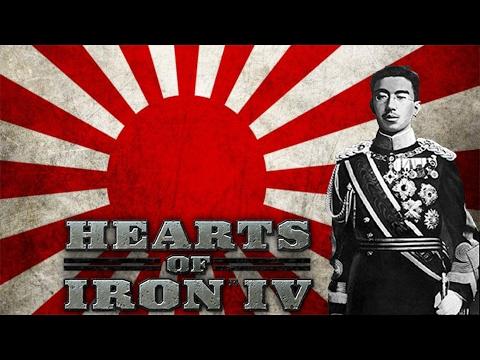 Hearts Of Iron IV | Japón | Segunda Guerra Mundial | Paz con China Nacionalista