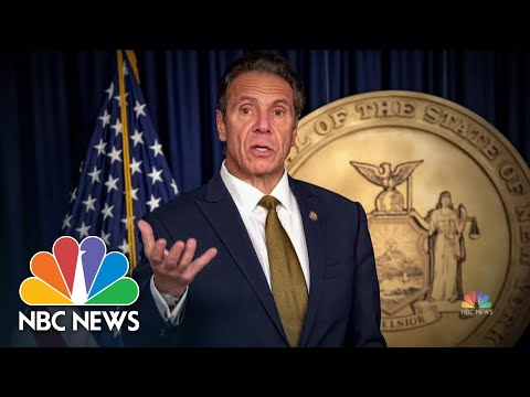 Cuomo Under Fire Facing Continued Pressure On Two Fronts | NBC Nightly News