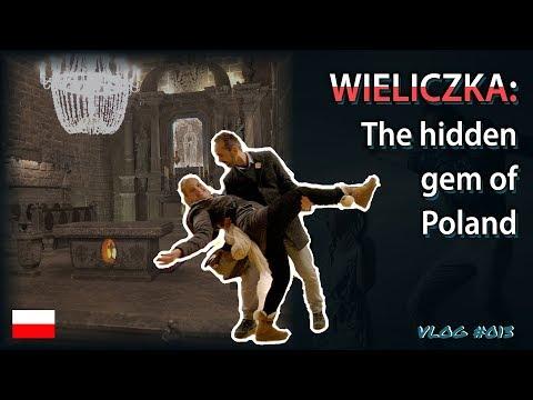 Wieliczka Salt Mine Krakow, Poland Vlog