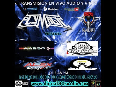 FLY MAGIC PRESENTA  FAMILIA RODRIGUEZ DJ IVAN ,ALEX,SERGIO (TOÑO WINNERS)