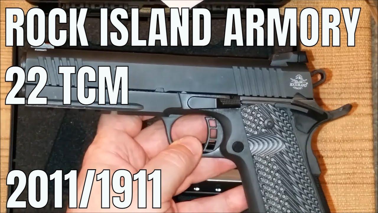 rock island armory 22 tcm single stack fullsize 2011 1911 buy this