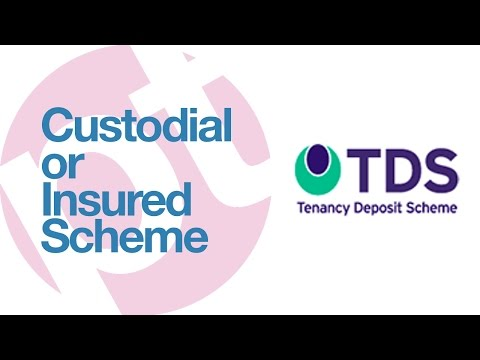 Tenancy Deposit Protection - Custodial or insured scheme?