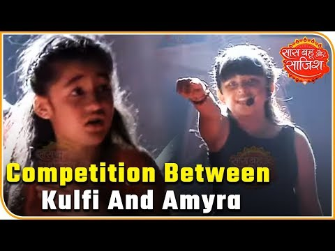 Kulfi Kumar Bajewala: Kulfi And Amyra Compete Against Each Other In
