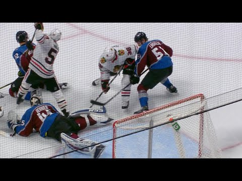 10/28/17 Condensed Game: Blackhawks @ Avalanche