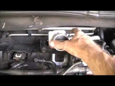 1995 sedan deville spark plug replacement