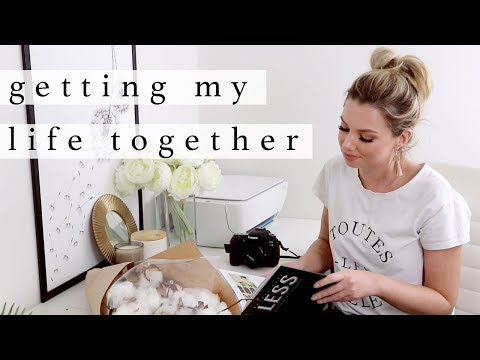 Getting My Life Together | Recovery, Cleaning & Organising