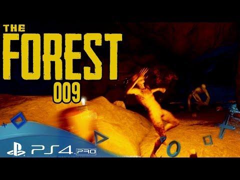 Unter der Erde 🔞 The Forest 🌲 PlayStation 4 Pro Deutsch