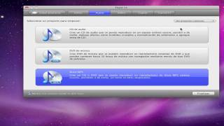 25. Crear disco MP3 VII Roxio toast 11 titanium