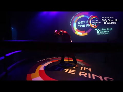 GET IN THE RING - Regional final NORTHERN AFRICA by Startup Maroc